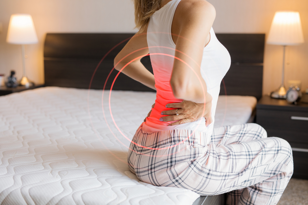Why I Have Lower Back Pain After Sleeping