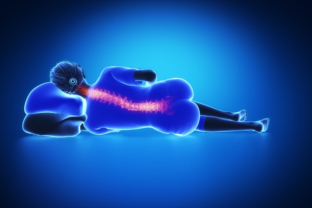 How Different Sleeping Positions Affect Your Spine