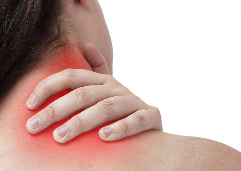 whiplash and neck pain